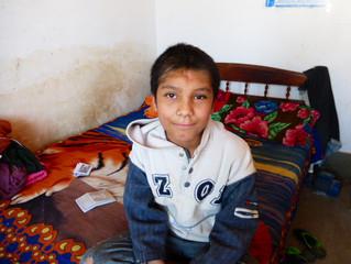 Hersenoperatie voor aangereden jongetje van Kasa Huasa