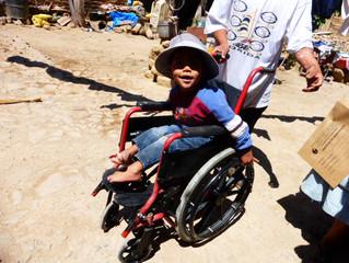 De wonderbaarlijke vermenigvuldiging van rolstoelen
