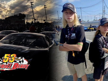 Do the 53rd Snowball Derby with Dirty Mo Media