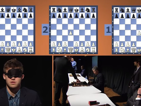 Video Of The Day - Magnus Carlsen