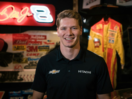 Two-Time IndyCar Champ Josef Newgarden Joins the Download