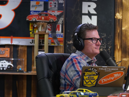 """Dale Jr on DJD: """"I was just thinking about Ryan's family, his little girls"""""""