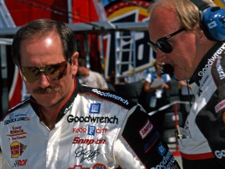 Larry Mac Shares Iconic Earnhardt Moments Leading Into '98 Daytona 500