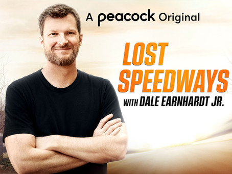 "New Season of ""Lost Speedways"" Coming To Peacock"