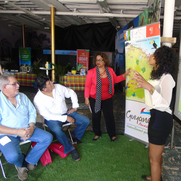 Presentation of French Guiana