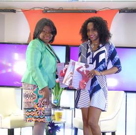 TV Interview AlizeLaVie Magazine