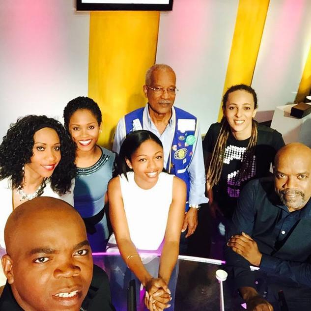 TNT team Guyane 1ere