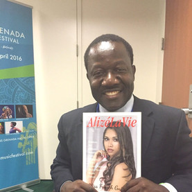 Executive Director of  Unesco for Peace Guy Djoken
