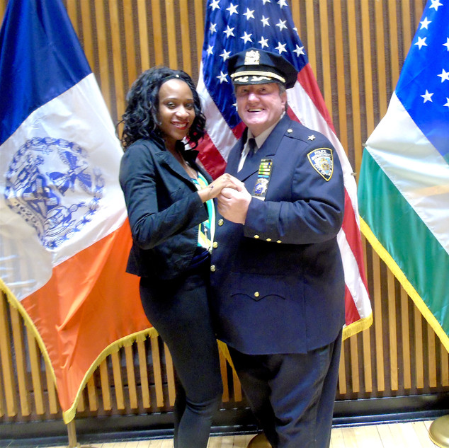 NYPD Chief of Police