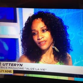 Interview TV Guyane 1ere