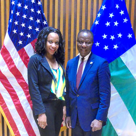 President United African Congres Sidique Wai