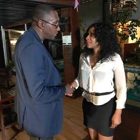 Ex Ambassador of Suriname to the UN