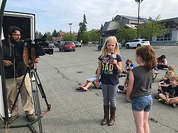 News Reporters, Kids