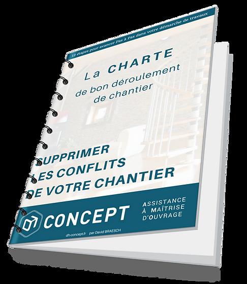 Entreprise de travaux - la charte pour réussir son chantier