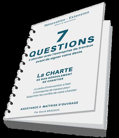 Travaux - charte de bon déroulement de chantier - fixer un cadre d'intervention - supprimer les conflits de votre chantier