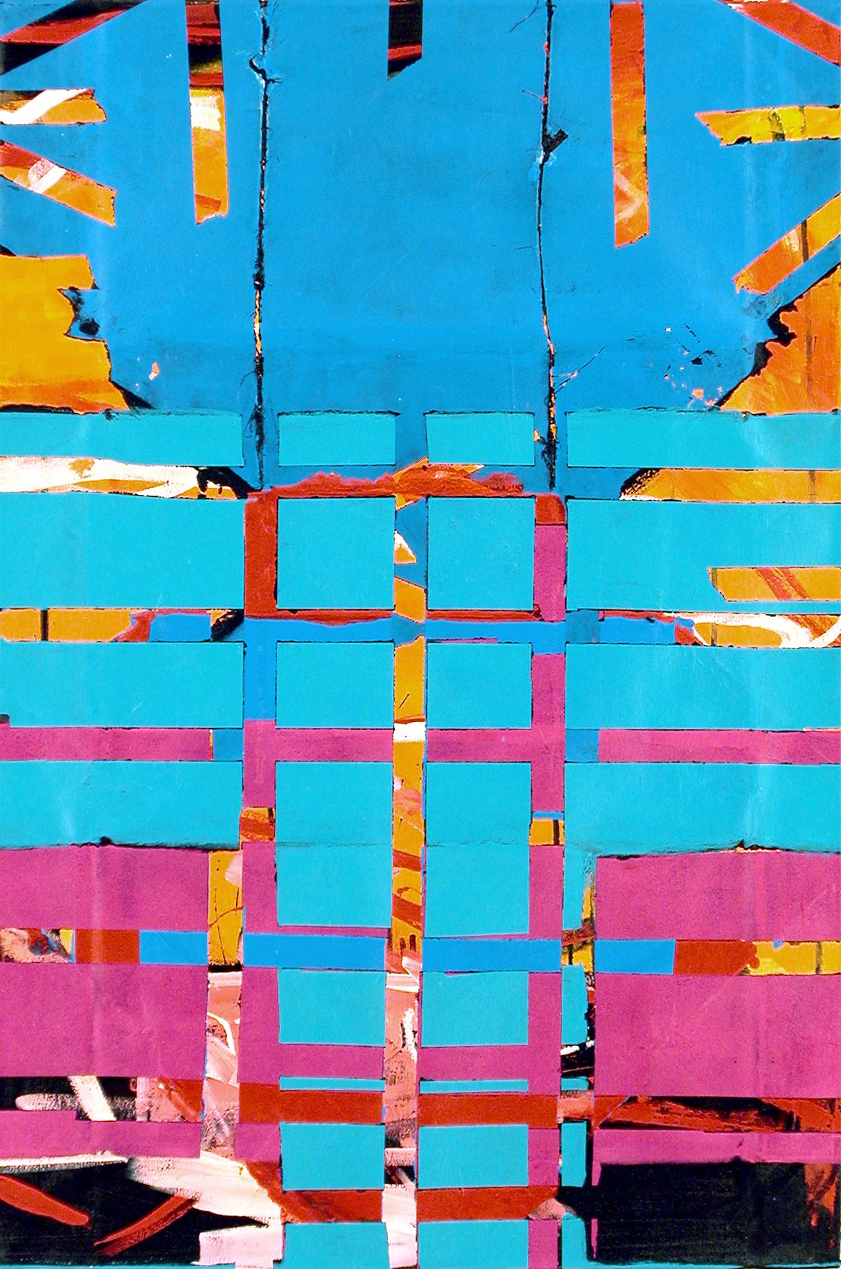 Tri Color Fold