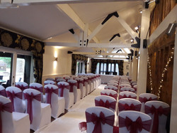 KMS Hire at Channels Wedding Venue