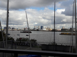 KMS Hire at Greenwich Yacht Club