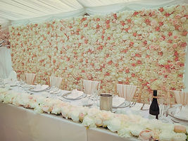 white pink floral runner & wall.jpg