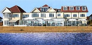 The Roslin Hotel Thorpe Bay Southend Essex beachside wedding venue
