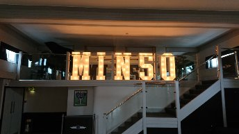 KMS Hire Light Up Letters & Numbers