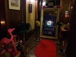 KMS Hire Magic Mirror Gosfield Hall