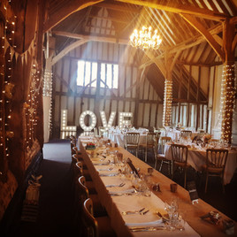 KMS Hire - Essex Love Light Hire