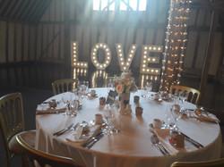 KMS Hire at Blake Hall Wedding Venue