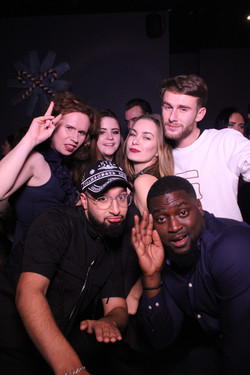 KMS Hire Dirty Harry's Soho London