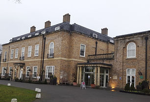 Orsett Hall Thurrock Essex wedding venue