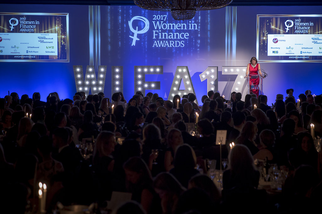 KMS Hire Women In Finance Awards