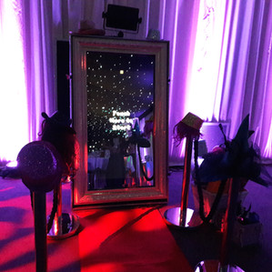 KMS Hire - Suffolk magic mirror photo booth wedding hire