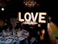 KMS Hire Love Lights Westcliff Hotel