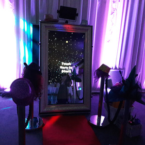 KMS Hire - magic mirror photo booth hire london for birthdays, parties and events