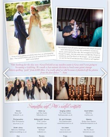 KMS Hire at Blake Hall Weddings