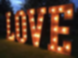 KMS Hire's Rustic Lights for hire in Essex