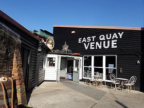 Beautiful East Quay Venue in Whitstable Kent perfect for weddings, parties and events