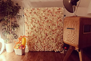 #Love seeing our #retro style #photoboot