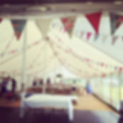KMS Hire Bunting for hire in Essex