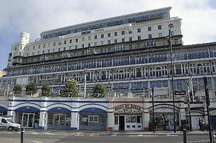 Park Inn by Radisson Palace Southend-on-Sea Hotel Essex wedding venue