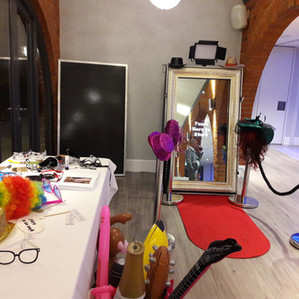 KMS Hire - Essex Magic Mirror Photo Booth Hire