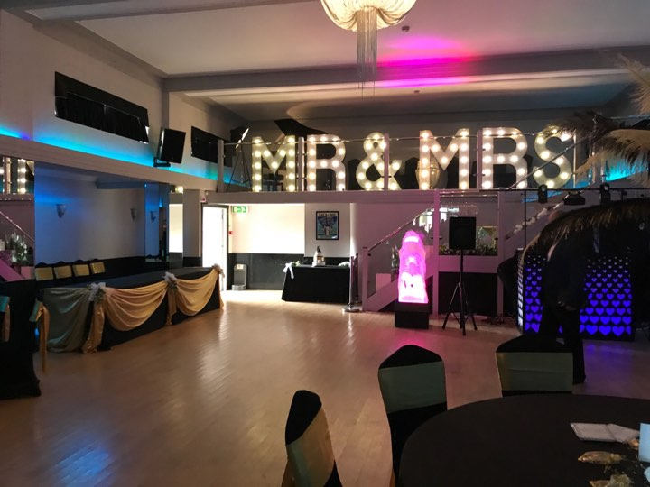 KMS Hire at The Arlington Ballroom