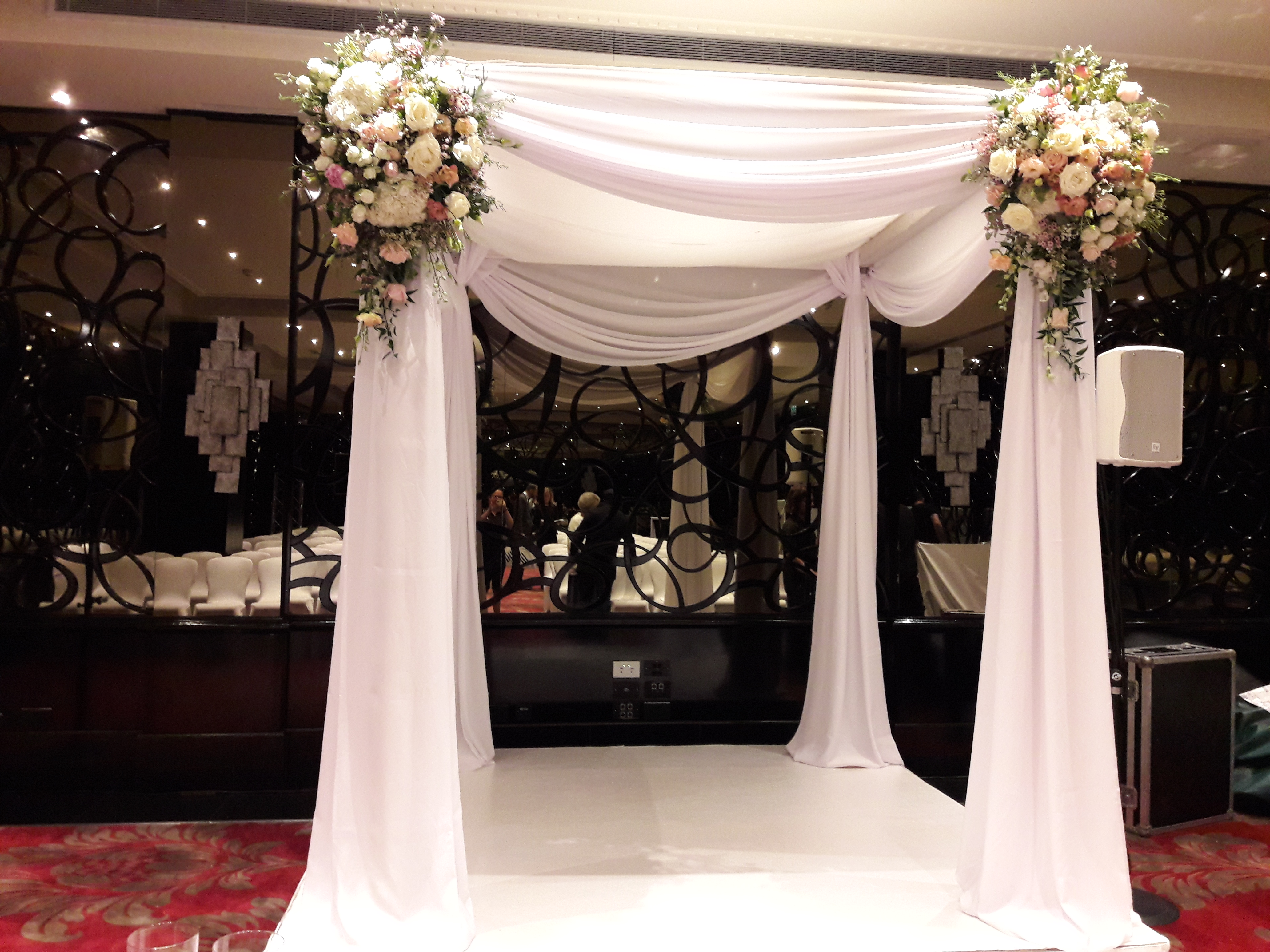KMS Hire at Mayfair Hotel London