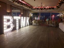 KMS Hire Lights Roslin Beach Hotel