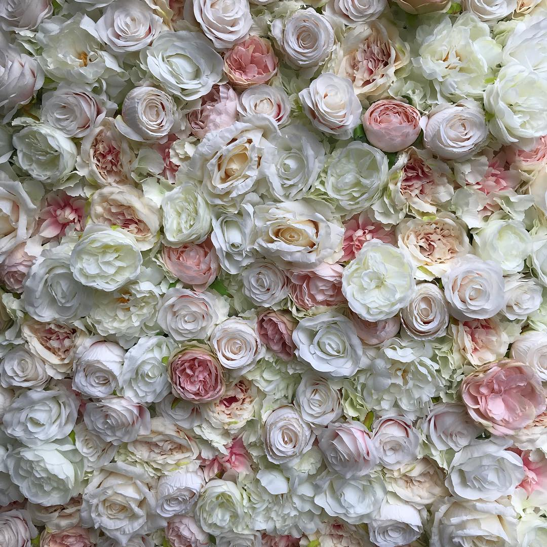 Luxury Flower Walls