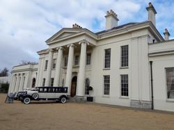Hylands House