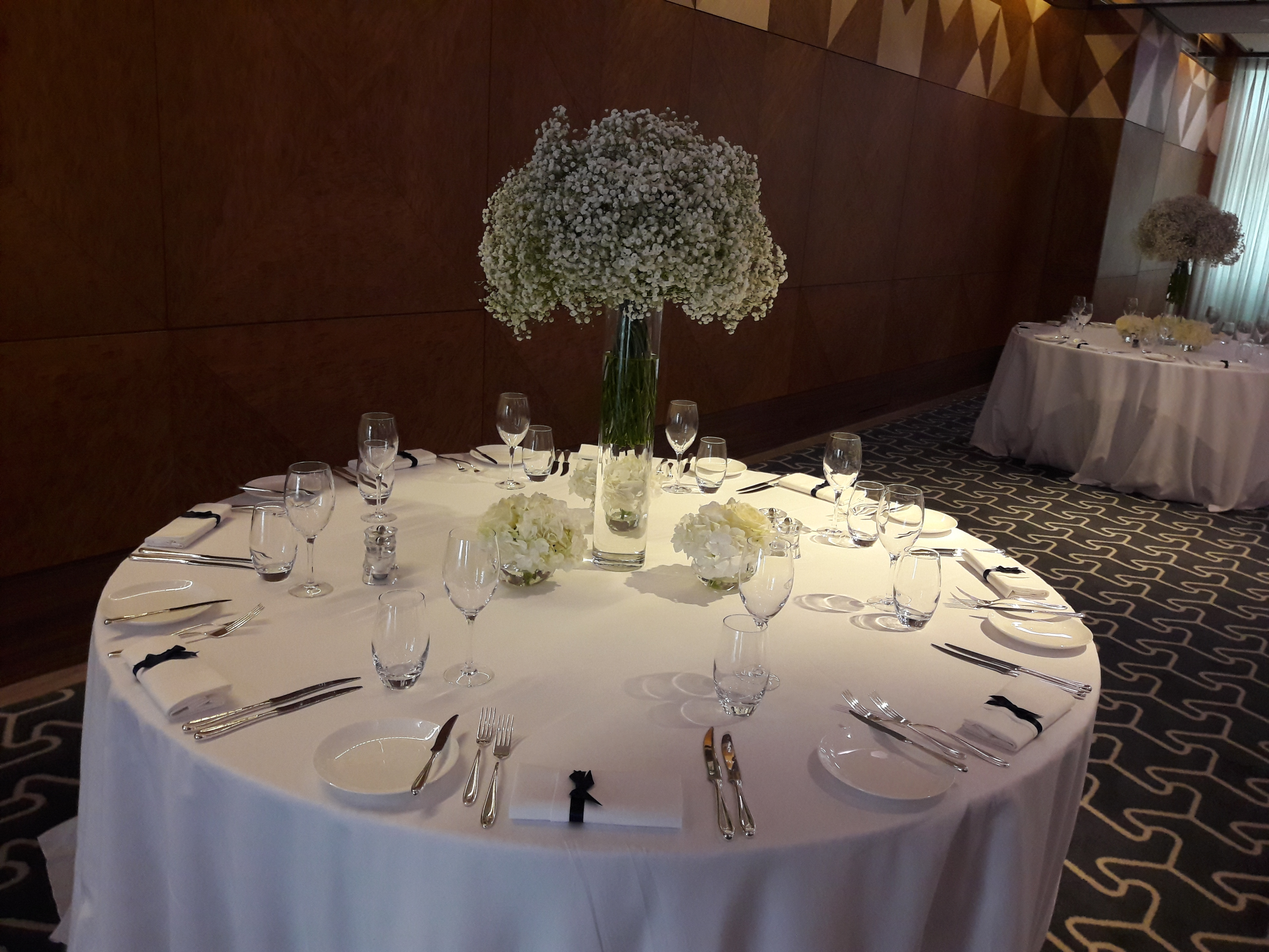 KMS Hire at the Berkeley London