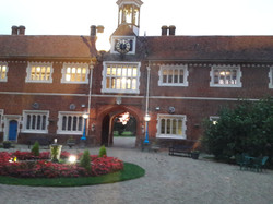 KMS Hire at Gosfield Hall Essex