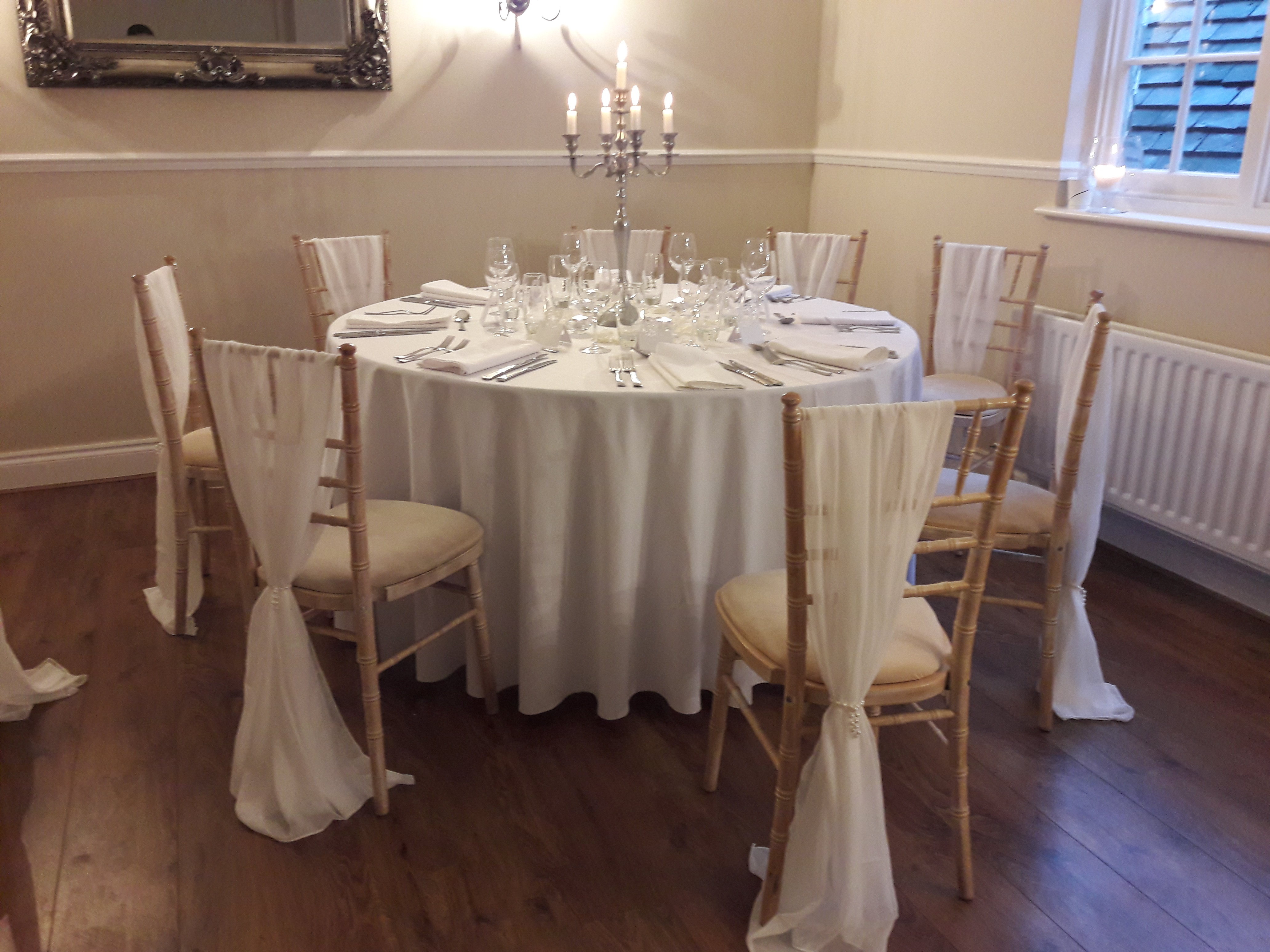 KMS Hire at Cromwell Manor Pitsea