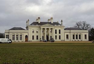 Stunning Hylands House Chelmsford Essex wedding venue